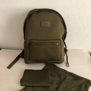 Dagne Dover Dakota medium green backpack